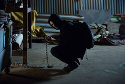Daredevil enters club