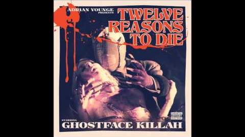 06. Ghostface Killah - Enemies All Around Me (Ft