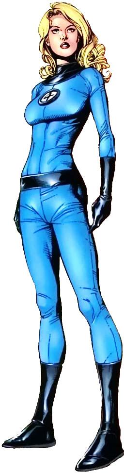 Mujer invisible marvel comics enciclopedia wiki fandom - Femme invisible 4 fantastiques ...