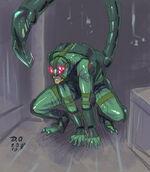 Scorpion3 weremole