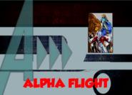 Alpha Flight (A!)
