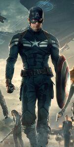 Steven Rogers (Earth-