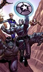 Captain America 16451