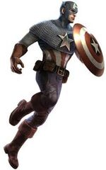 Captain America (Marvel Ultimate Allaince)