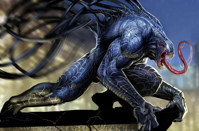 Venom Overwhelming Symbiote