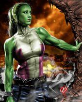 She hulk 1 by borntewslow-d8jknbw