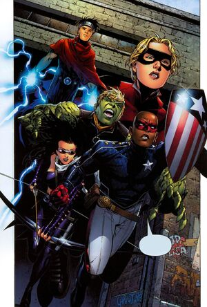 Young Avengers (4126)