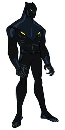 Black Panther (Excel)