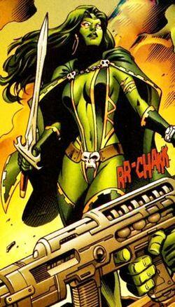 Gamora (4126)