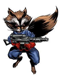 Rocket Raccoon81648