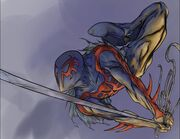 Spider-Man 2099 (Excel)
