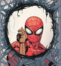 Spider-Man Imposter