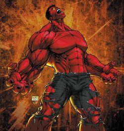 Red Hulk (Excel)