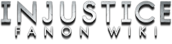 Injustice Fanon Wordmark