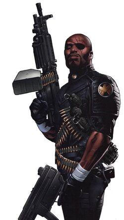 Nick Fury (Excel)