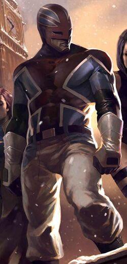 Captain Britain (Excel)