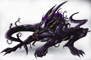 Symbiote Lizard (4126)