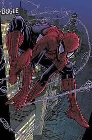 Peter Parker night swing