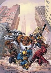 New Avengers Exiles