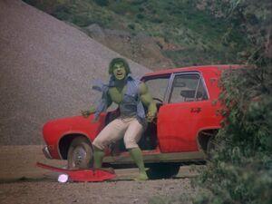 David Banner (Earth-400005) from The Incredible Hulk (TV series) Season 1 9 002