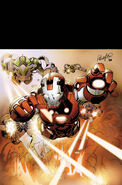 Invincible Iron Man Vol 1 507 Textless
