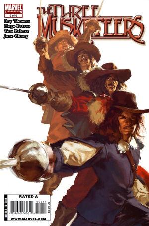 Marvel Illustrated The Three Musketeers Vol 1 6