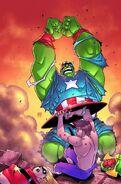 Marvel Universe Avengers - Earth's Mightiest Heroes Vol 1 12 Textless