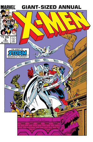 Uncanny X-Men Annual Vol 1 9