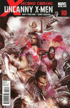 Uncanny X-Men Vol 1 525