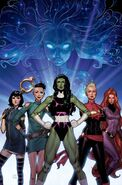 A-Force Vol 2 1 Textless