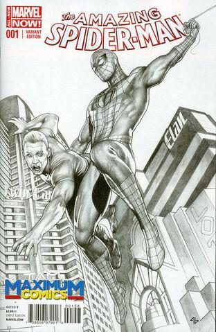File:Amazing Spider-Man Vol 3 1 MaximuM Sketch Variant.jpg