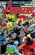Avengers Vol 1 188