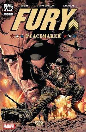 Fury Peacemaker Vol 1 1