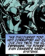 James Howlett (Earth-10710) X-Men Blind Science Vol 1 1 001