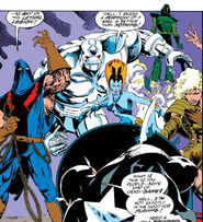 Lethal Legion (Satannish) (Earth-616) from Avengers West Coast Vol 1 98 0001