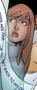 Sofia Mantega (Earth-616) from New X-Men Vol 2 1 0001