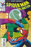 Spider-Man Unlimited Vol 1 4