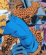 Thing (Doppelganger) (Earth-616) from Fantastic Four Vol 1 367 0001