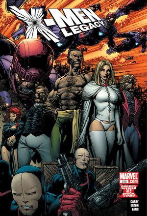 X-Men Legacy Vol 1 210