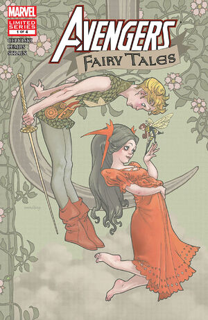 Avengers Fairy Tales Vol 1 1