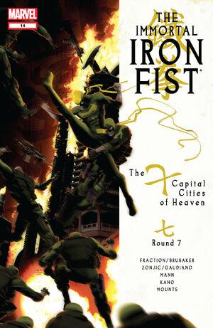 Immortal Iron Fist Vol 1 14