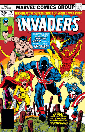 Invaders Vol 1 20
