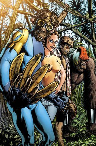 File:Marvel Apes Speedball Special Vol 1 1 Textless.jpg