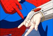 Peter Parker (Earth-92131) Web-Shooters