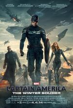 Captain America The Winter Soldier poster 005