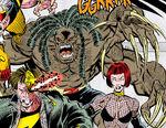 Monster (Earth-928) X-Men 2099 Vol 1 8