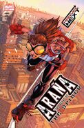 Araña The Heart of the Spider Vol 1 1