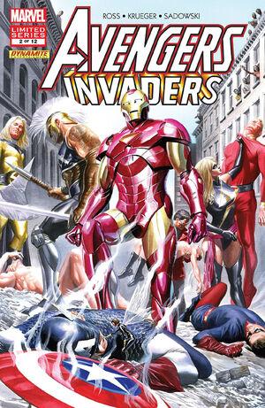 Avengers Invaders Vol 1 2