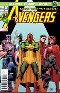 Avengers Vol 5 19 50 Years of Avengers Variant 2