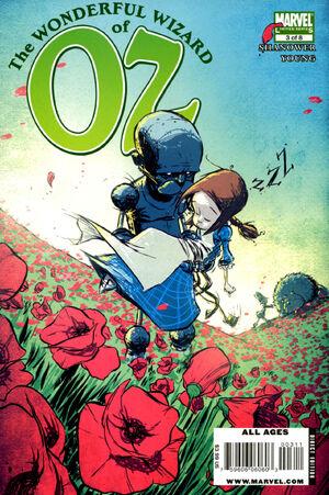The Wonderful Wizard of Oz Vol 1 3